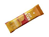 FIT STAR  -  šťavnaté meruňky, jablka, ovesné vločky bez lepku + lískové oříšky 45g./20ks